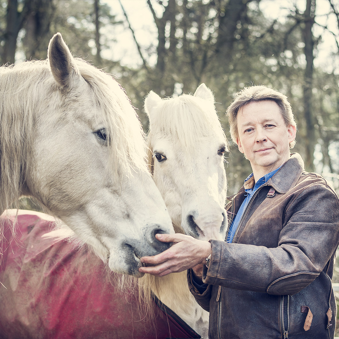 Jan Sjöcrona - Trusting Horses